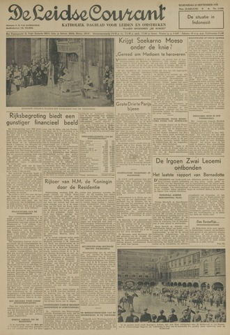 Leidse Courant 1948-09-22