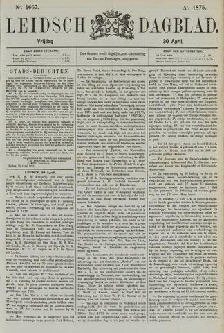 Leidsch Dagblad 1875-04-30