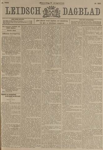 Leidsch Dagblad 1907-08-03