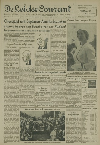 Leidse Courant 1959-08-04