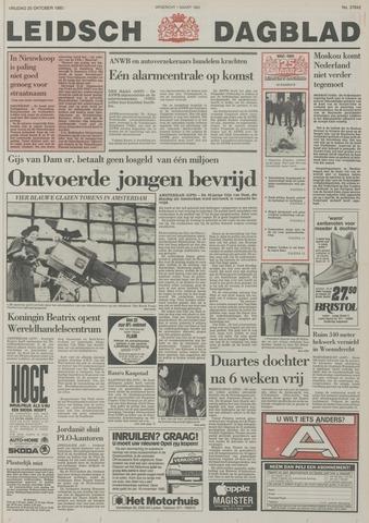 Leidsch Dagblad 1985-10-25