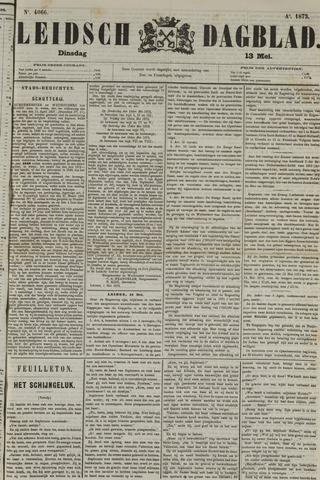 Leidsch Dagblad 1873-05-13