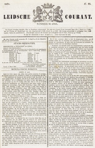 Leydse Courant 1871-04-22