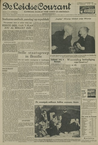 Leidse Courant 1955-11-12