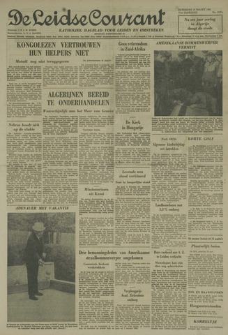Leidse Courant 1961-03-18