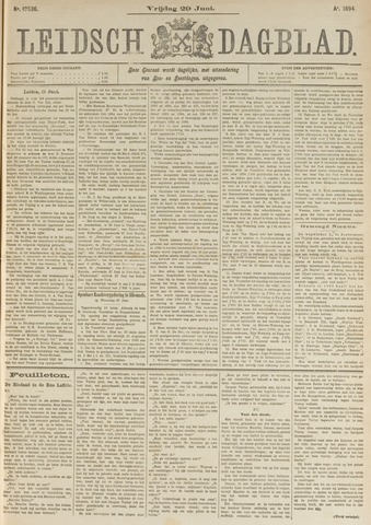Leidsch Dagblad 1894-06-29