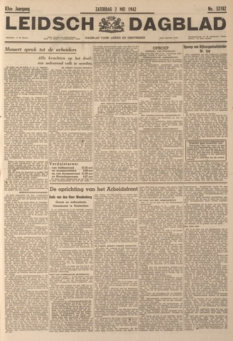 Leidsch Dagblad 1942-05-02