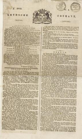 Leydse Courant 1841
