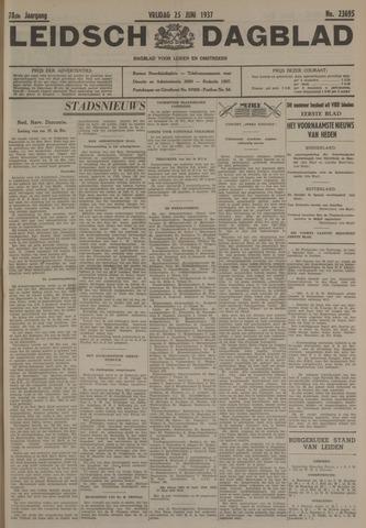 Leidsch Dagblad 1937-06-25