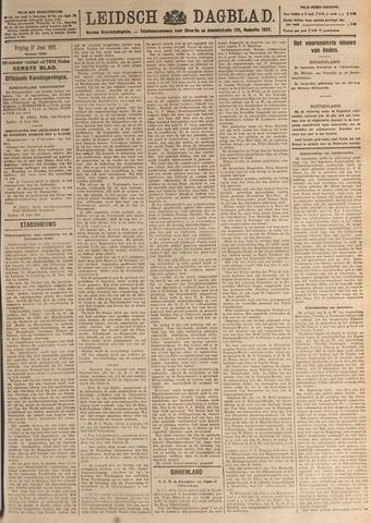 Leidsch Dagblad 1921-06-17