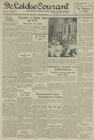 Leidse Courant 1949-12-13