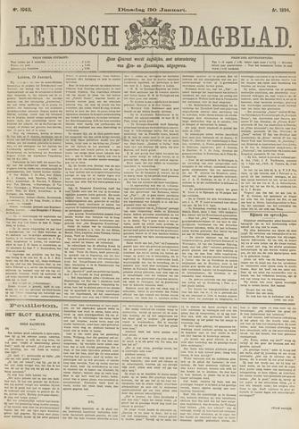 Leidsch Dagblad 1894-01-30