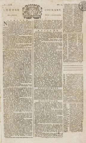 Leydse Courant 1816