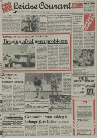 Leidse Courant 1984-08-27