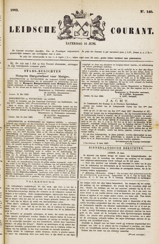 Leydse Courant 1883-06-16