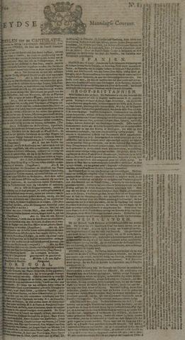 Leydse Courant 1744-07-06