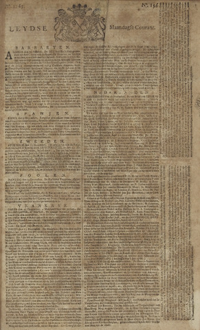 Leydse Courant 1765-12-30