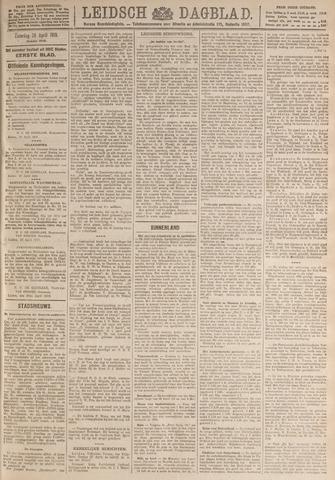 Leidsch Dagblad 1919-04-26