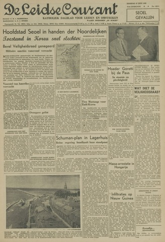 Leidse Courant 1950-06-27