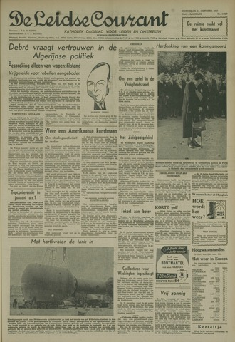 Leidse Courant 1959-10-14