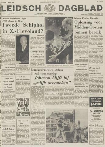 Leidsch Dagblad 1967-11-02