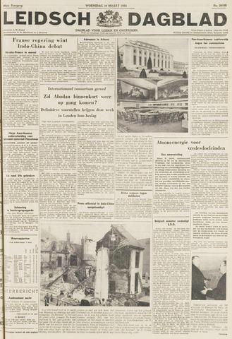 Leidsch Dagblad 1954-03-10