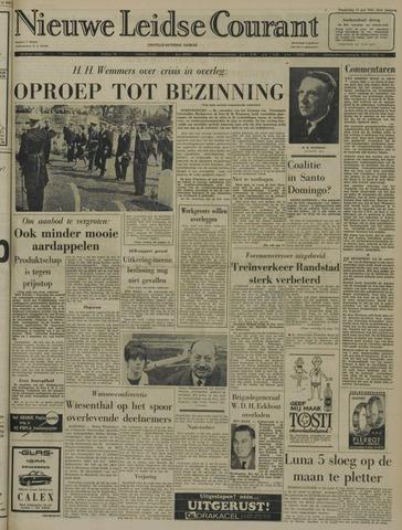Nieuwe Leidsche Courant 1965-05-13