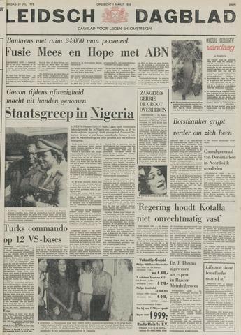 Leidsch Dagblad 1975-07-29