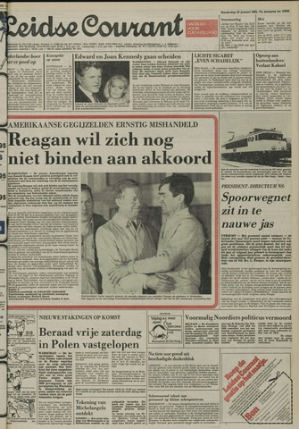 Leidse Courant 1981-01-22