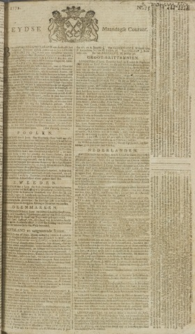 Leydse Courant 1772-06-22