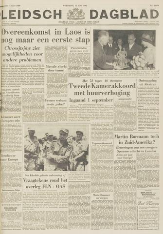 Leidsch Dagblad 1962-06-13
