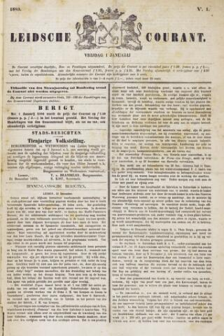 Leydse Courant 1880