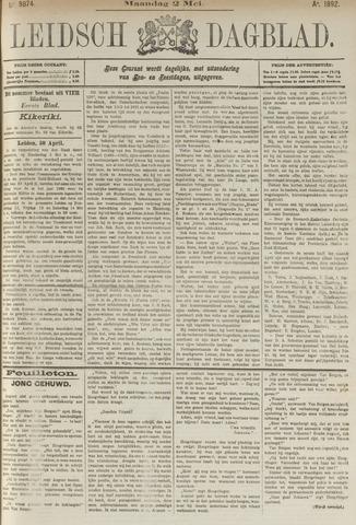 Leidsch Dagblad 1892-05-02