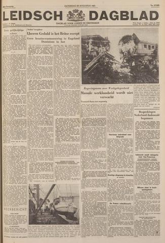 Leidsch Dagblad 1951-08-25