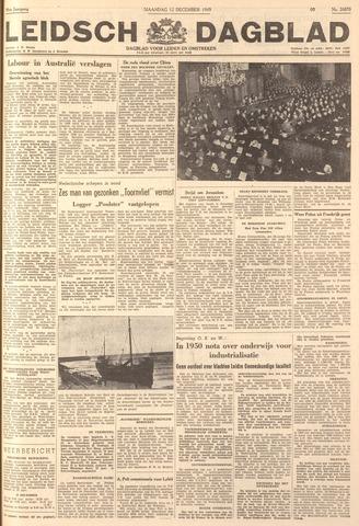 Leidsch Dagblad 1949-12-12