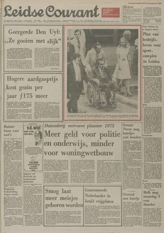 Leidse Courant 1974-10-05
