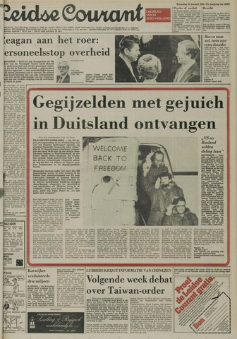 Leidse Courant 1981-01-21