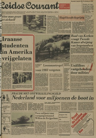Leidse Courant 1980-08-06