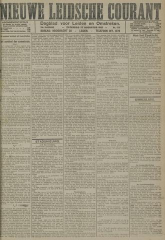 Nieuwe Leidsche Courant 1921-08-27