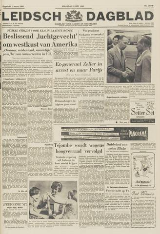 Leidsch Dagblad 1961-05-08