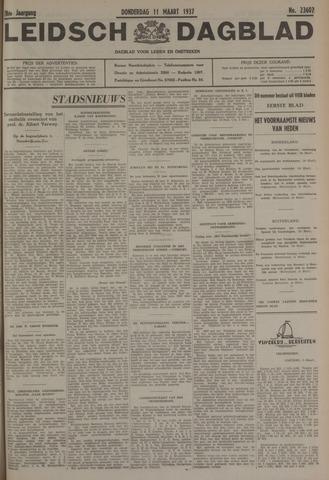 Leidsch Dagblad 1937-03-11