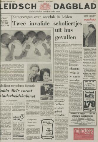 Leidsch Dagblad 1974-02-21