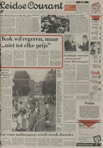 Leidse Courant 1989-07-08