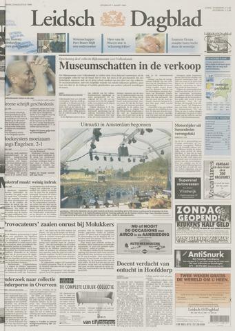 Leidsch Dagblad 1999-08-28