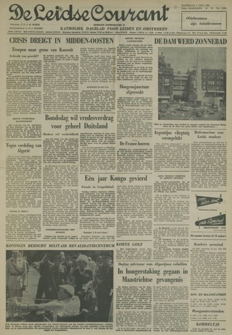 Leidse Courant 1961-07-01