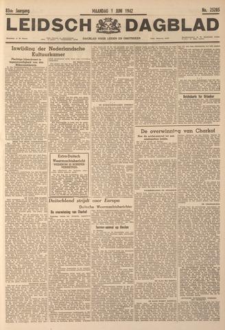 Leidsch Dagblad 1942-06-01