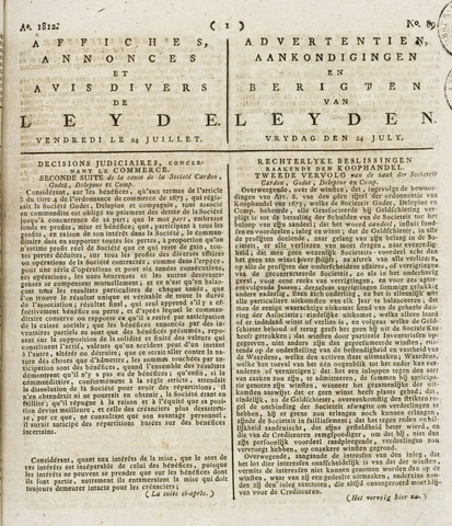 Leydse Courant 1812-07-24