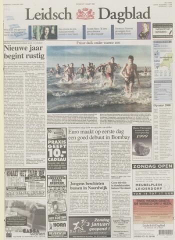Leidsch Dagblad 1999