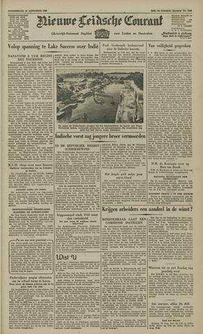 Nieuwe Leidsche Courant 1947-08-14