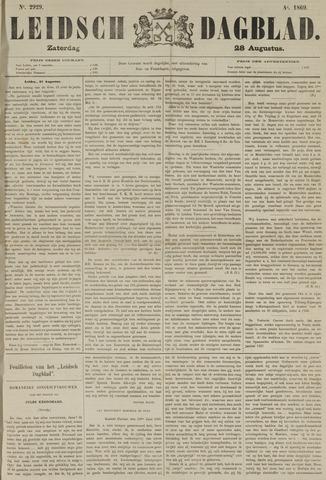 Leidsch Dagblad 1869-08-28